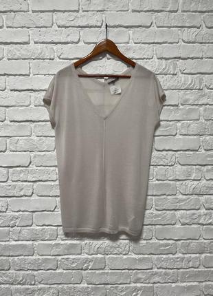 Очень красивая, полу прозрачная блуза от geox