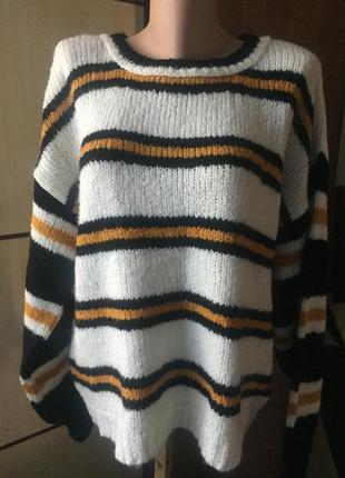 Комфортный свитерок ботал