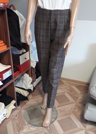 Marella! оригинал! шикарные, модные теплые брюки!