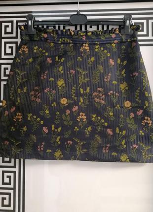 Спідниця юбка класна та оригінальна, розмір виробника 12 💜🌿