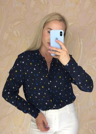 Рубашка в звёздах