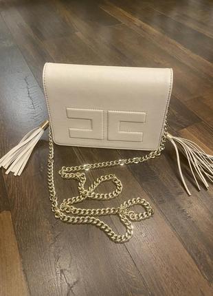 Elisabetta franchi сумочка, клатч