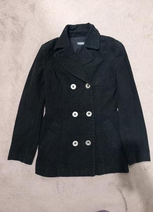 Удлиненный жакет пиджак