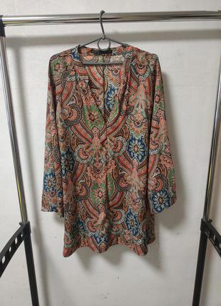 Блузка большой размер xxl*