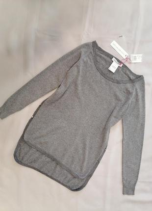 Удлинённый итальянский свитерок rinascimento