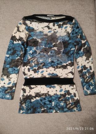 Платье-туника, б/у, 42 размер