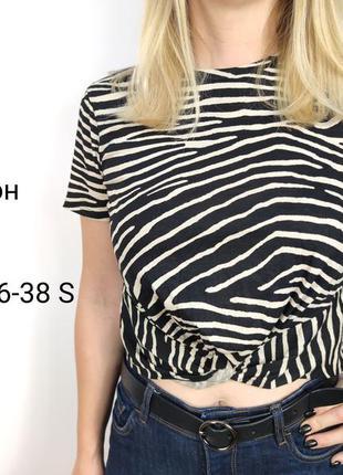 Блуза h&m ,36-38 c