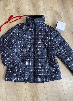 Демі куртка холодна осінь