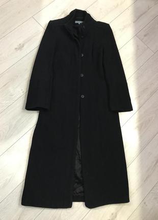 Шерстяное пальто laura ashley