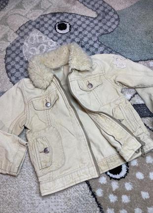 Куртка, вельветовый пиджак