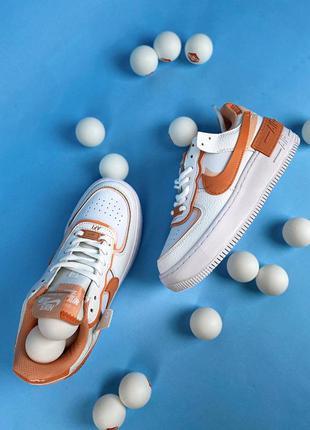 Nike air force af-1 white pink