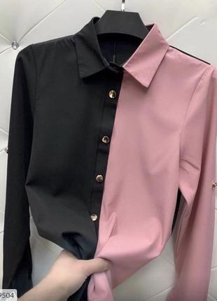 Блуза fb-9504 р:42-44;46-48