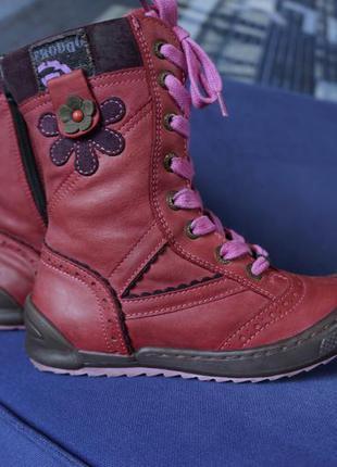 Ботинки сапожки демисезонные froddo 28размер