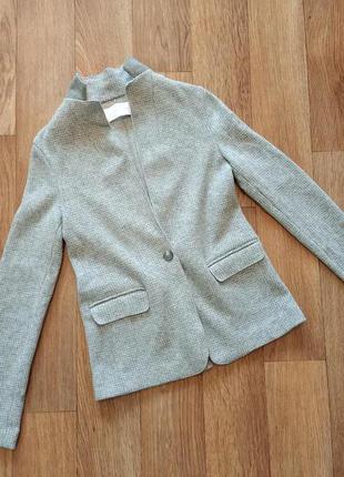 Fabiana filippi шерстяной базовый пиджак шерсть шелк кашемир