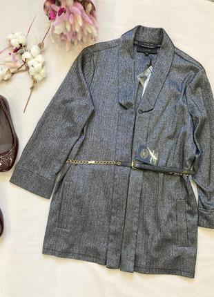 Жакет пиджак кардиган прямой в стиле zara boohon