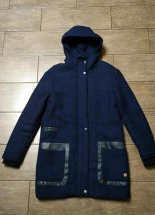 Пальто # зимнее пальто # пальто с капюшоном