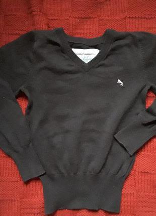Пуловер 6-7л кофта