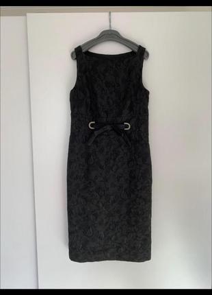 Стильное, фактурное платье max mara