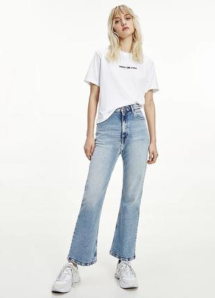 Tommy hilfiger джинсы клёш