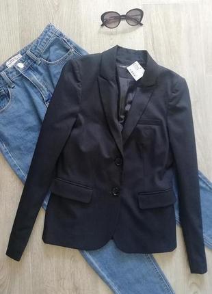 Трендовый пиджак, удлинённый пиджак, жакет, блейзер