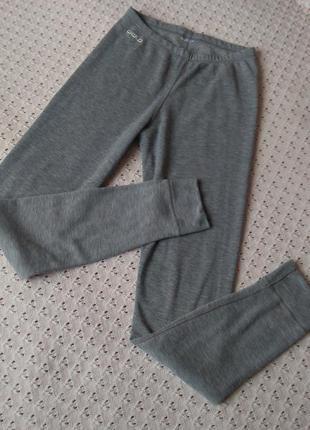 Термоштани odlo термо підштанники легінси термобілизна термобелье штаны поддева