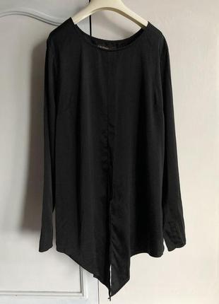 Шелковая блуза supertrash размер 40 (м)