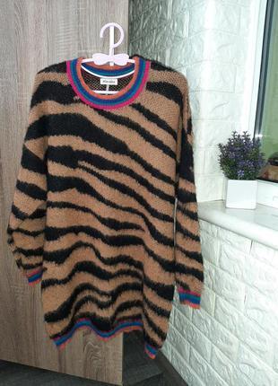 Классный мягкий свитер