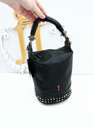 Стильная кожаная сумочка кроссбоди,клатч,сумка, натуральная кожа