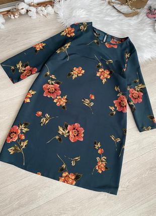Платье в цветы от primark
