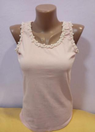 Ніжно розова, футболка, блузка