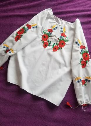 Вишиванка, вишита рубашка, вишита сорочка