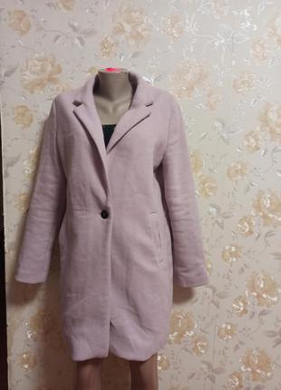 Пальто пряме