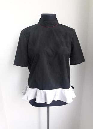 Кофта блузка коттонова
