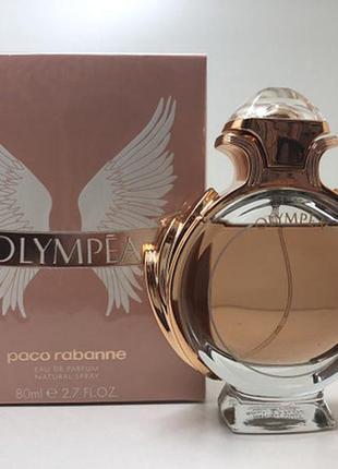 Парфюмированная вода paco rabanne olympea пако рабан олимпея 80 мл