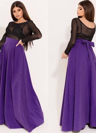 ✨комплект юбка+блуза