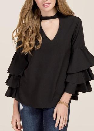 Sale! шикарная блуза, блузка francesca's