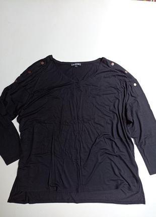Фирменная трикотажная блуза