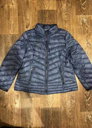 Куртка наполнитель пух