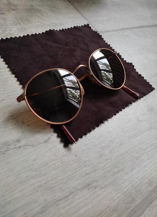 Винтажные солнцезащитные очки giorgio armani
