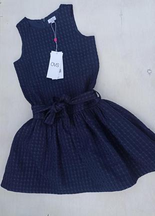 Шикарне платье для дівчинки. на зріст 134