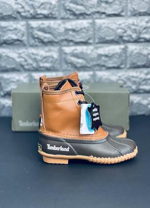 Кожаные термо водонепроницаемые сапоги  кожа! скидка! много обуви!!!
