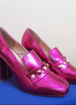Уникальные туфли винтаж ретро фотосессия косплей 38-39