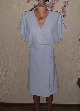 Красивое платье на запах🦋