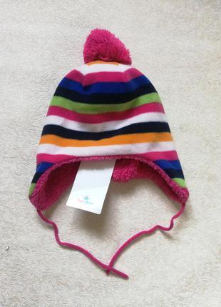 Тёплая шапка шапочка германия