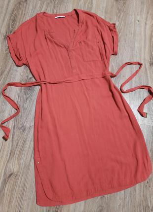 Стильне котонове плаття, хлопковое платье