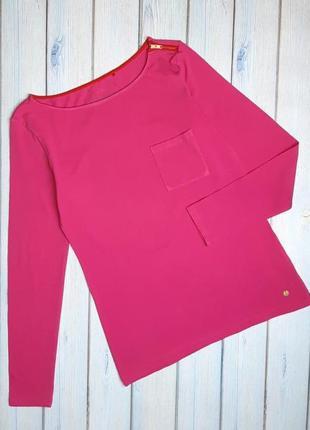 💥1+1=3 отличный розовый женский свитер гольфик водолазка esprit, размер 44 - 46