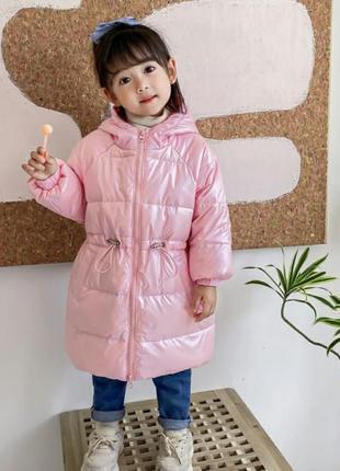 Куртка, пальто для дівчаток