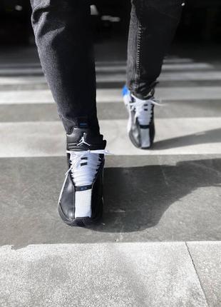 Хит продаж мужские кроссовки nike air jordan 35 morpho наложка