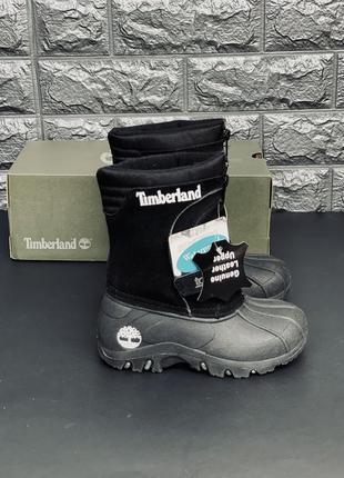 Кожа термо водонепроницаемые зимние очень тёплые ботинки. много обуви!!! скидка