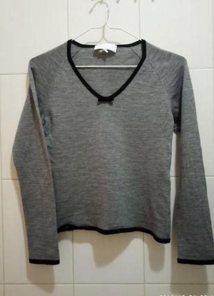 Escada: шерстяной свитер